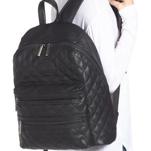 THE HONEST COMPANY City Quilted Diaper Backpack